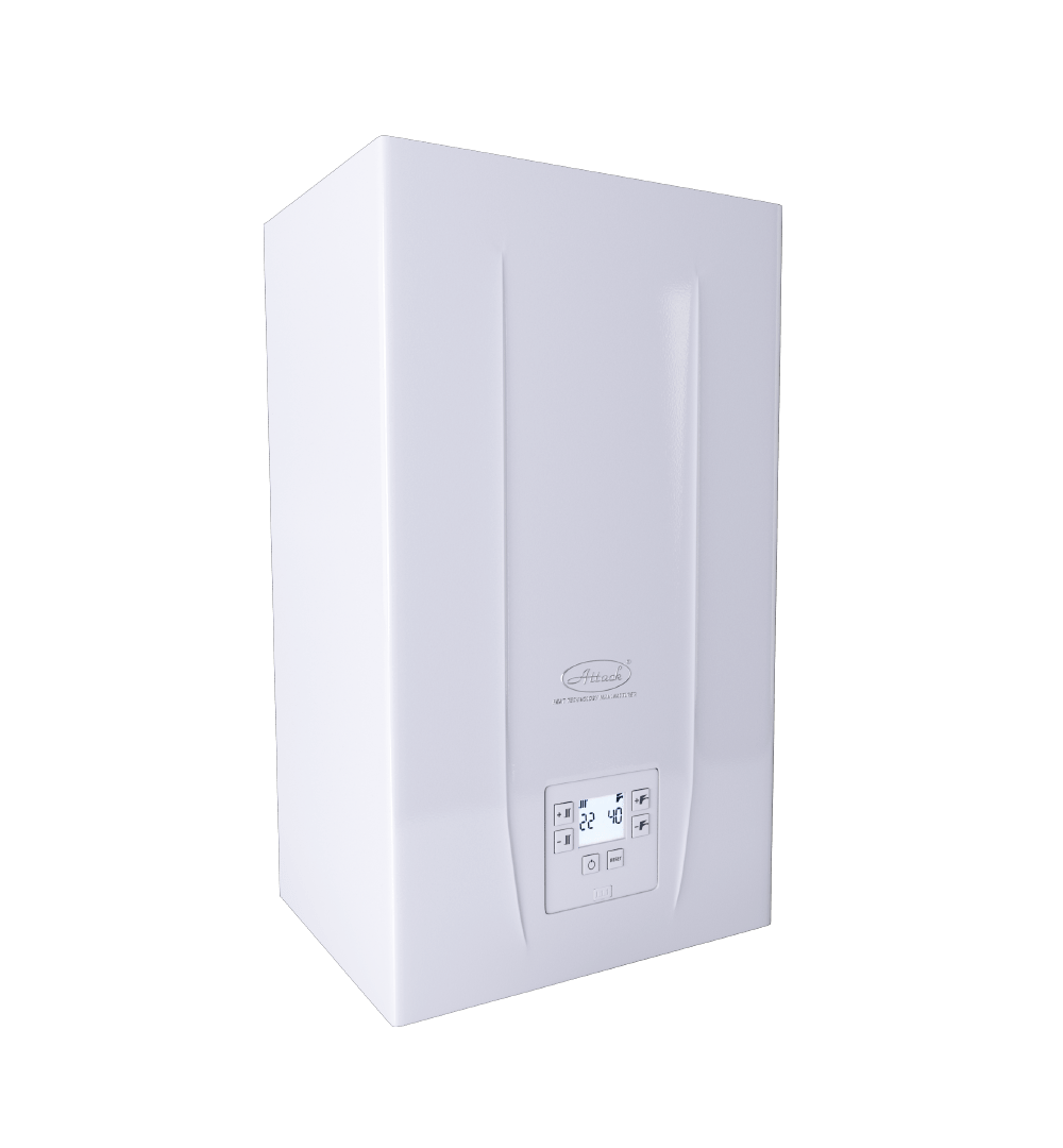 Plynový kondenzačný kotol ATTACK KT